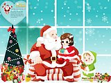 1600x1200 Christmas Vector Wallpapers - Christmas Vectors35 pics